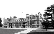 Audley End, The Mansion c.1910