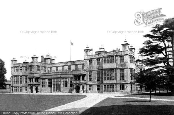 Photo of Audley End, the Mansion c1910, ref. A109044