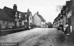 Audley End, Village 1919