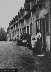 Audley End, Villagers 1919