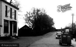 Aughton, Bent's Railway Hotel c.1950