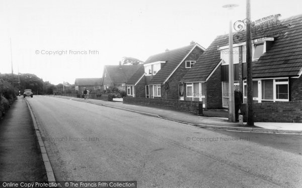 Photo of Aughton, Cherry Tree Estate c.1960