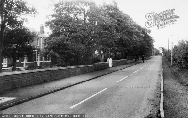 Photo of Aughton, Delph Lane c.1960