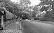 Aughton, Granville Park c.1955