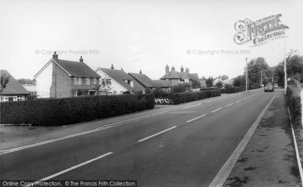 Photo of Aughton, Prescott Road c.1960