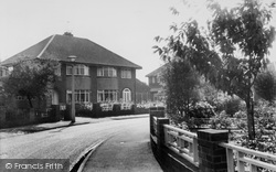 Aughton, The Serpentine c.1960