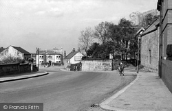 Aughton, The Village c.1955