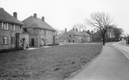 Aughton, Town Green Lane c.1950