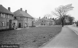 Town Green Lane c.1950, Aughton