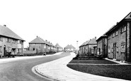 Aughton, Whalley Drive c1955