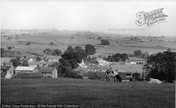 Photo of Austwick, From Bobby Reins c.1960