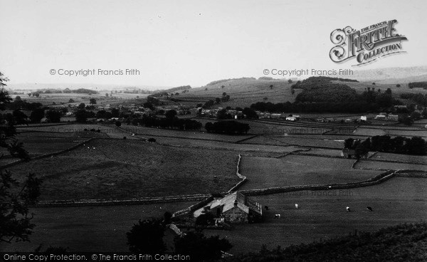 Photo of Austwick, Gerneral View c.1960