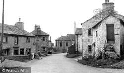 Main Street And Post Office c.1955, Austwick