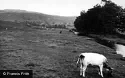 Austwick, Moughton c.1955