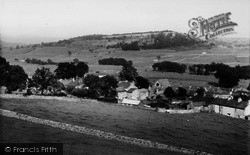The Wood And Oxenber c.1960, Austwick