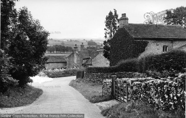 Photo of Austwick, Town Head c.1955