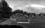Avebury, Avebury Circle c.1955
