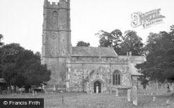 Avebury, Church c.1950