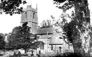 Avebury, St James' Church c.1955