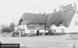 Avebury, The Red Lion Hotel c.1955