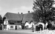 Avebury, The Red Lion Inn c.1955