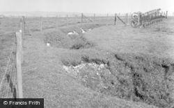 Avebury, Windmill Hill 1956