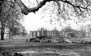 Aveley, Belhus House c1955