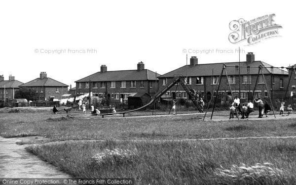 Photo of Aveley, Children's Corner c1950