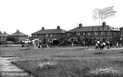 Aveley, Children's Corner c.1950