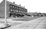 Aveley, Hall Road c.1960