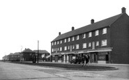 Aveley, Hall Road Estate c1955