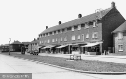 Aveley, Hall Road Estate c.1963