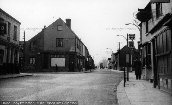 Photo of Aveley, High Street c.1955