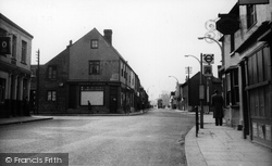 Aveley, High Street c.1955