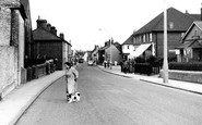 Aveley, High Street c.1960