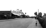 Aveley, Purfleet Road c1950