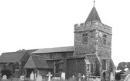 Aveley, St Michael's Church c1955