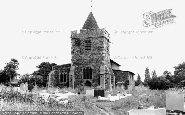 Photo of Aveley, St Michael's Church c.1960