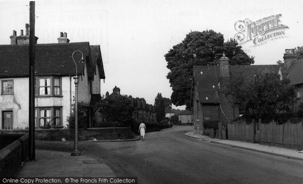 Photo of Aveley, Stifford Road c1950