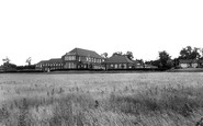 Aveley, the School, Ship Lane c1960