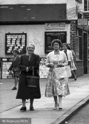 Aveley, Women Shopping c.1960