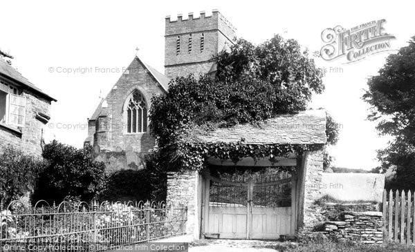 Aveton Gifford, St Andrew's Church 1890