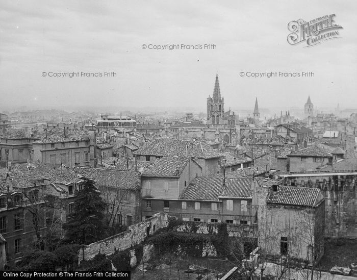 Photo of Avignon, c.1939
