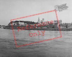 From The River c.1939, Avignon