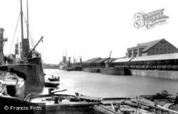 Avonmouth, Docks 1901