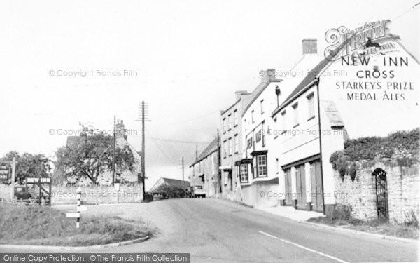 Photo of Axbridge, Compton Bishop Road c.1955