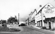 Axbridge, Compton Bishop Road c.1955