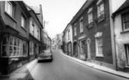 Axbridge, High Street c.1965