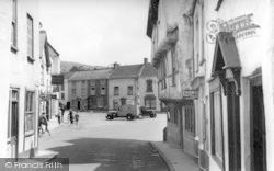 Axbridge, Market Place c.1939
