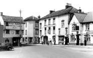 Axbridge, Market Place c.1950